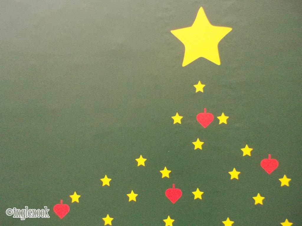 ポスター Christianshavn vi tænder Juletræet  クリスマスツリー点灯式