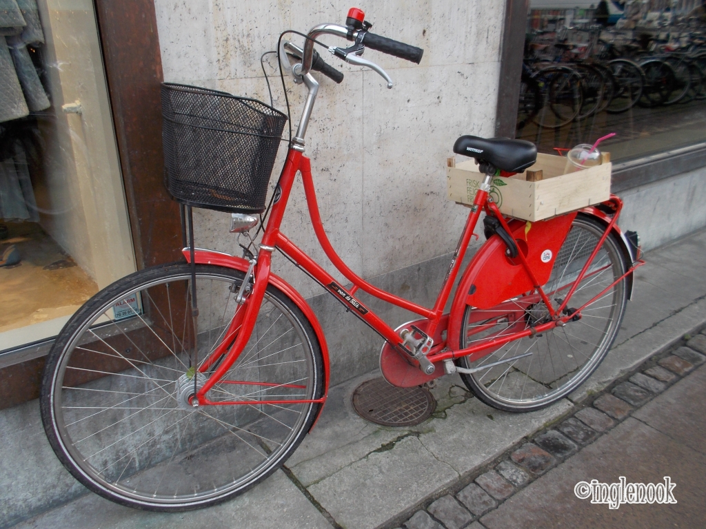 自転車 カスタマイズ イヤマちゃん 木箱