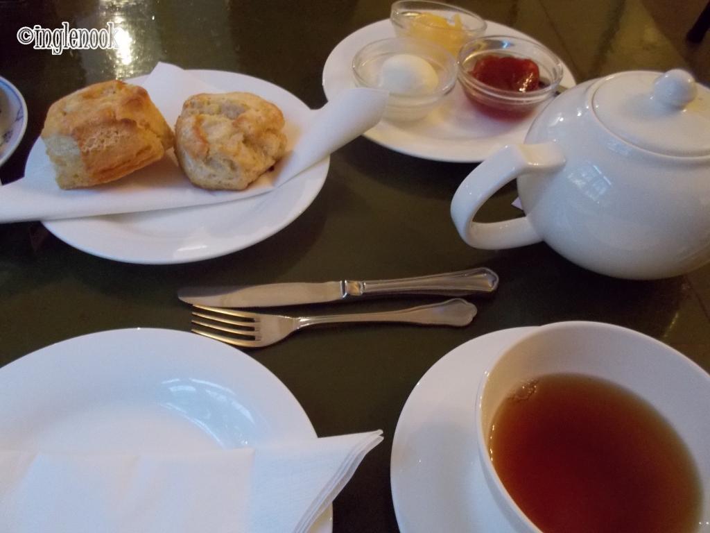 ティールーム A.C. パークス・ティーハレン A.C. Perchs Thehandel デンマーク王室御用達 紅茶専門店
