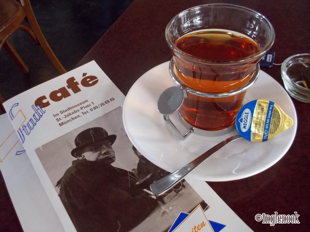 シュタットカフェ Stadtcafe Munchen Stadtcafé München ミュンヘン