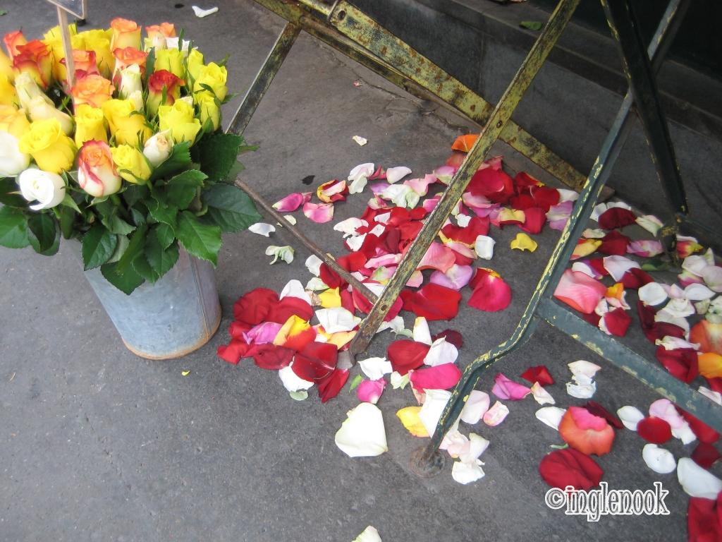 パラ パリ 花屋