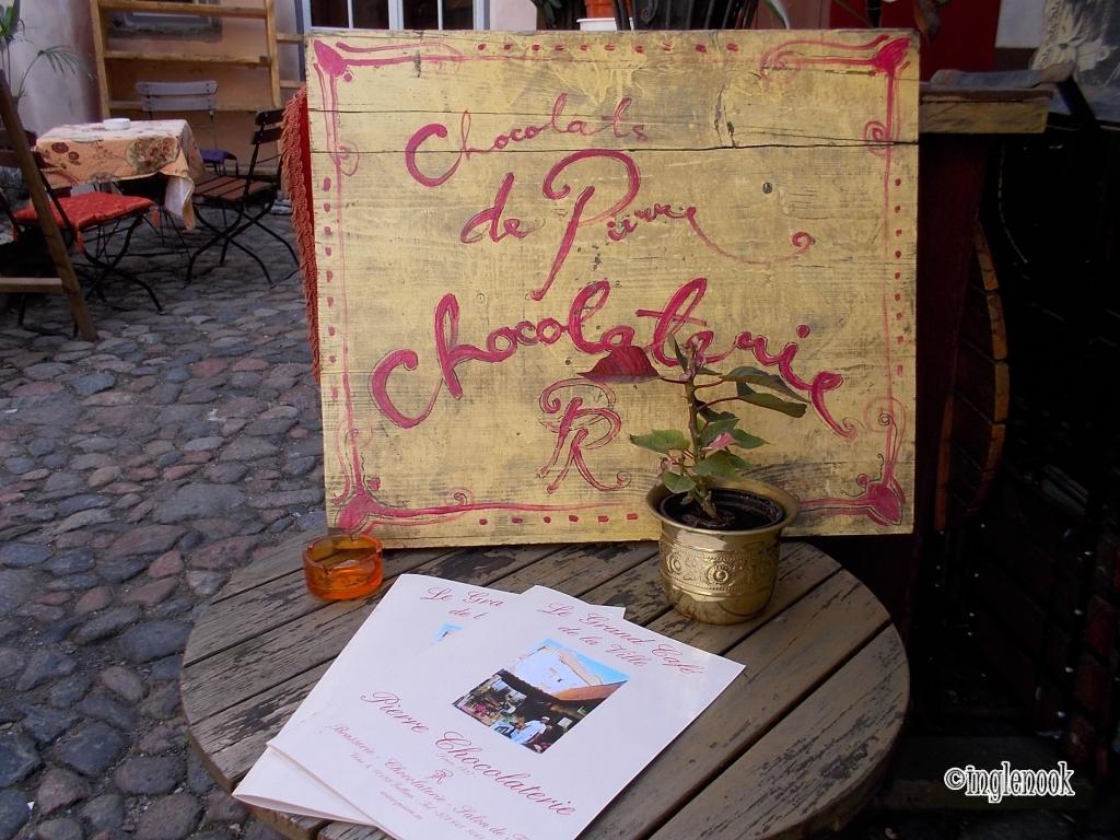 ピエール・ショコラテリエ Pierre Chocolaterie タリン エストニア