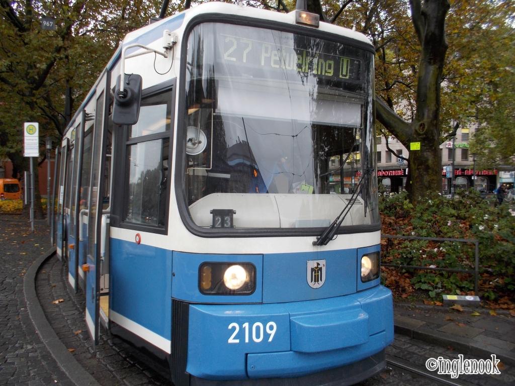 トラム ミュンヘン 27