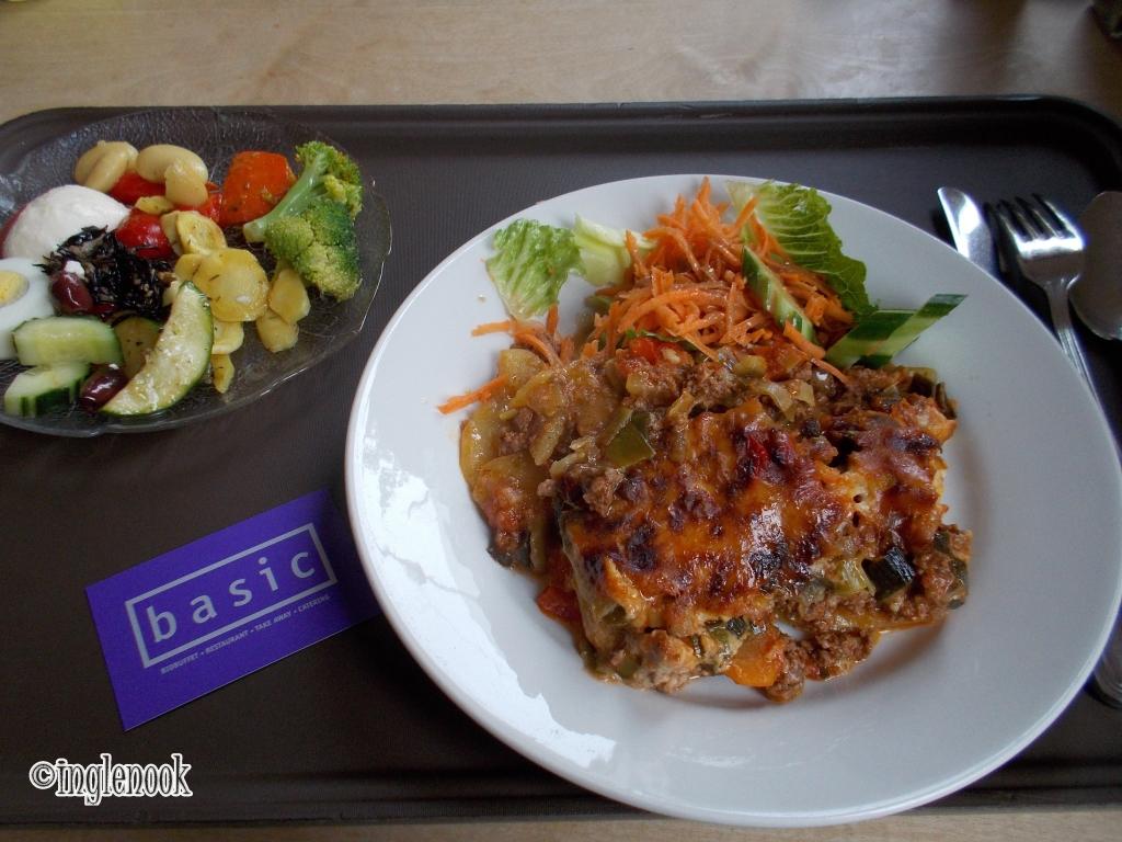 ベーシック・ビオ・ビュッフェBasic Bio-Buffet オーガニック ビオ レストラン