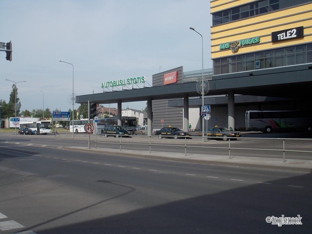 シャウレイ バスターミナル