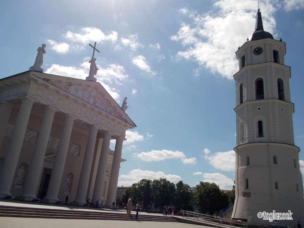 リトアニア ヴィリニュス 大聖堂