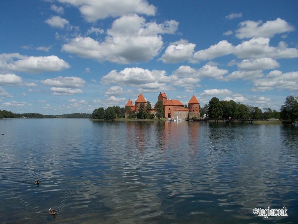 リトアニア トゥラカイ トゥラカイ城