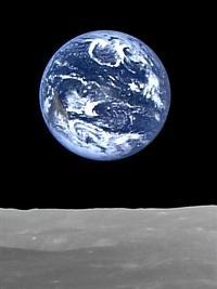 満地球の出2