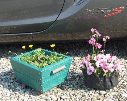 リサイクル鉢