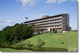 烏山城カントリークラブホテル