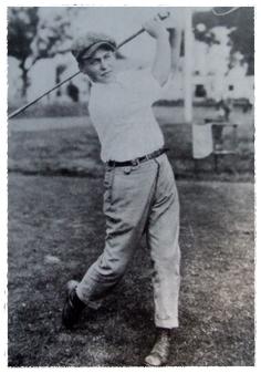 14歳のボビー・ジョーンズ