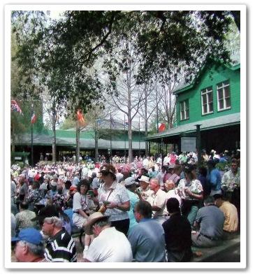 メイン広場