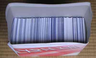 2008-12-01 に本年10回目のQSLカードを発送しました