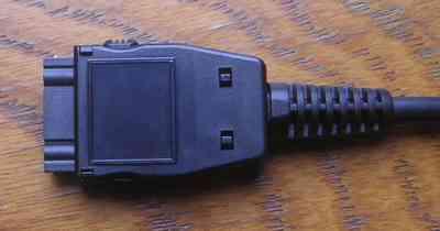 UP−12C 携帯側コネクタ