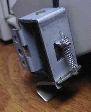 NEC MultiWriter 修理(スプリング強化)