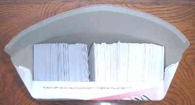 QSLカード印刷・梱包・発送しました (本年8回目)