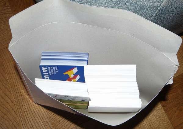 QSLカードを発送しました(本年1回目)