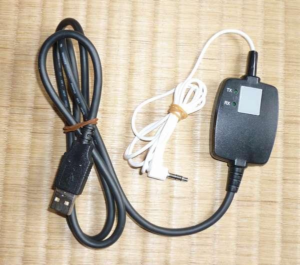 USB-RS232C-CW インターフェイス作成しました 完成(^_^)