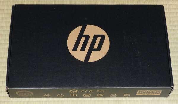 箱の中は、HP ElitePad 900 for DOCOMO