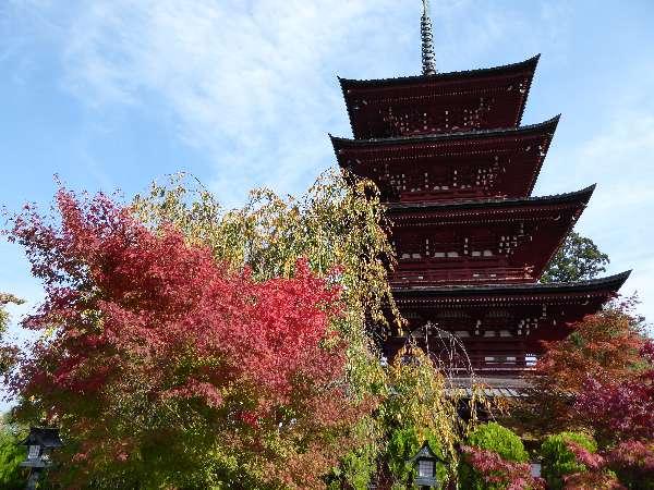 弘前市最勝院