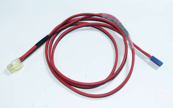 KENWOOD ICOM リグ用電源ケーブルを作成しました