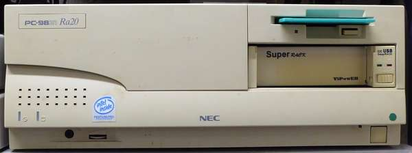 PC-9821Ra20