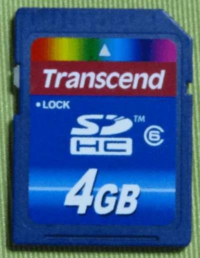 Transcend4GB