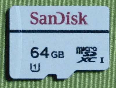 SanDisk64GB
