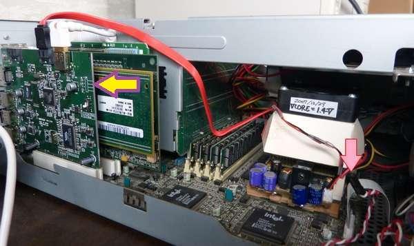 CPU交換、拡張ボード等