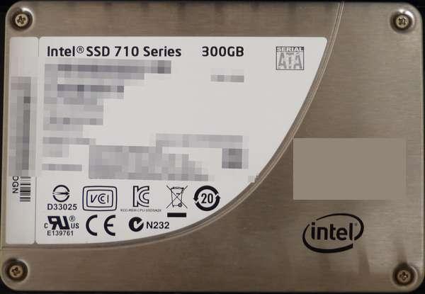 SSDをオーバープロビジョニングしました