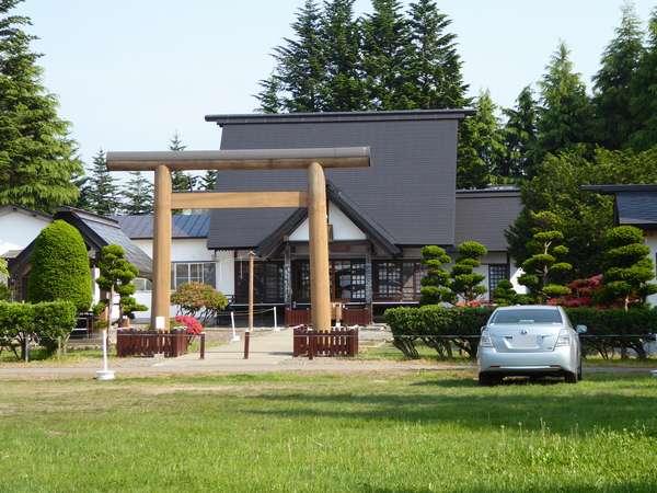 01 八甲田神社