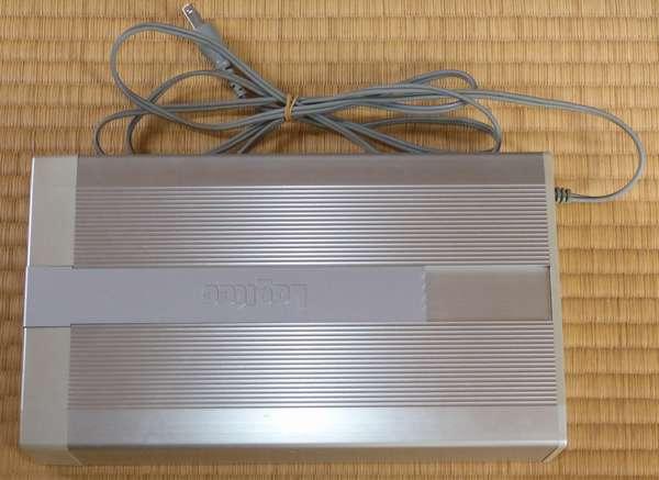 LCW-S24SU2にHDDを入れた見た