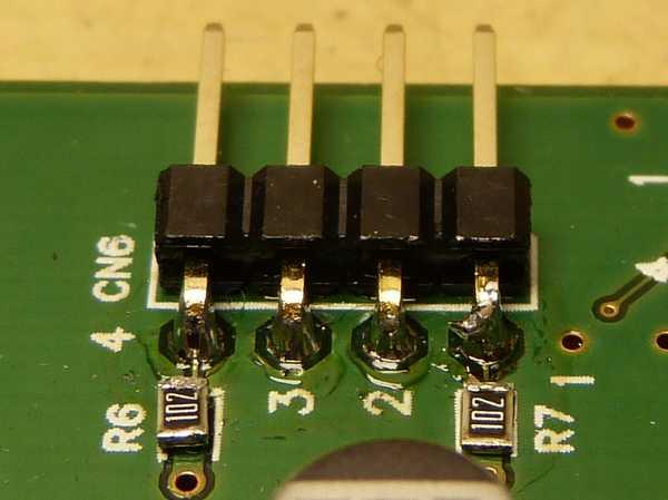 IFC-PCI7ESAU2 TopView
