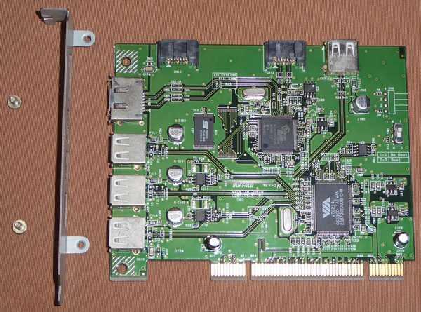 IFC-PCI7ESAU2の中古品を購入しました その2