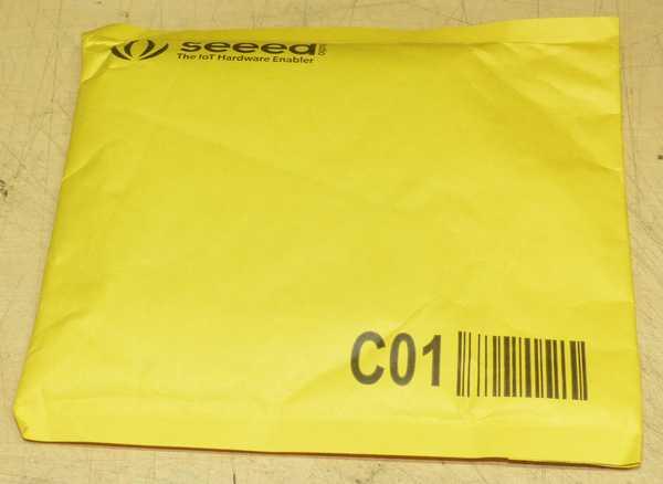 02 OCSの中にSEEED(Fusion)のプチプチ封筒