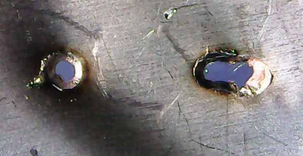 24V 0.2mm SUS 引き剥がしテスト