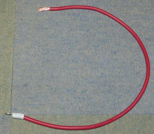 電極 8sq電線