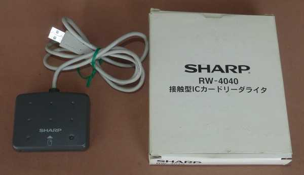 SHARP RW-4040