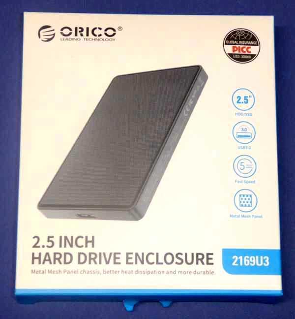ORICO USB CASE TRIMと記載有るが出来ない
