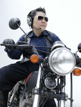 恭子バイク