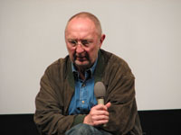 「リハーサル」の監督、ミハウ・レシチロフスキーさん