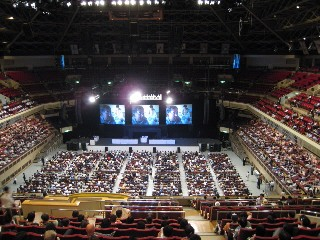 ワタミ株主総会2007