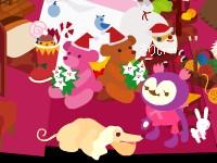 プレゼントアイテムは クマのDOLL