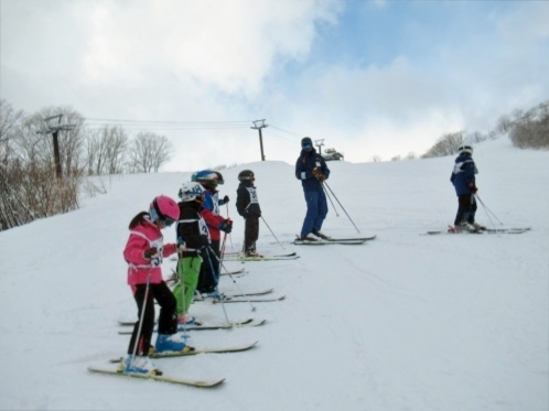 乗鞍 場 白馬 温泉 スキー