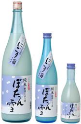 純米 にごり酒ぼたん雪 (冬季限定品)