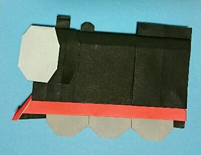 ハート 折り紙 折り紙 電車 折り方 : comacoro.jugem.jp