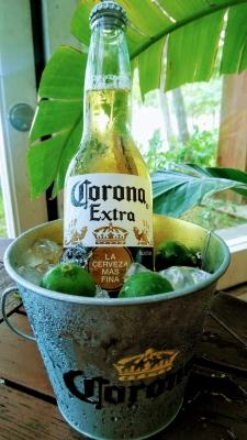 コロナ ビール の 飲み 方