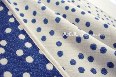 クリッパン コットン・シェニール織りブランケット ポンゴ シングルサイズ