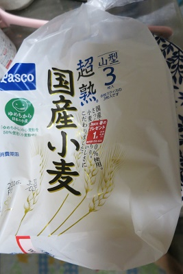 パスコ 超熟国産小麦