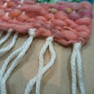段ボール織り
